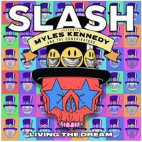 SLASH: LIVING THE DREAM-LIMITED RED 2LP