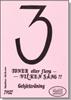 3 TONER ELLER FLERA