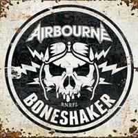 AIRBOURNE: BONESHAKER-IVORY COLOURED LP