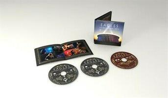 EAGLES: LIVE FROM THE FORUM MMXVIII 2CD+DVD