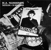 NUMMINEN M.A.: TAISTELUNI-IN MEMORIAM