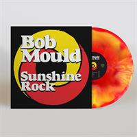 MOULD BOB: SUNSHINE ROCK-LIMITED YELLOW/RED LP