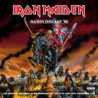 IRON MAIDEN: MAIDEN ENGLAND '88 2CD