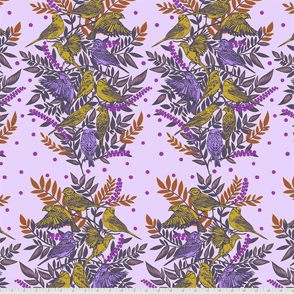 Anna Maria Horner: Visitation in lilac