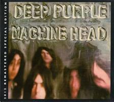 DEEP PURPLE: MACHINE HEAD-2012 ANNIVERSARY EDITION 2CD