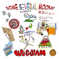 WIGWAM: SOME SEVERAL MOONS-RED 2LP