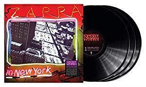 ZAPPA FRANK: ZAPPA IN NEW YORK 3LP