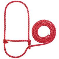 HLTR POLY ROPE CALF RED