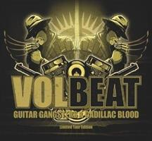 VOLBEAT: GUITAR GANGSTERS & CADILLAC BLOOD-TOUR EDITION