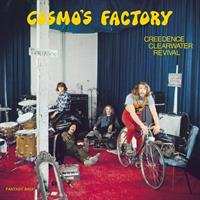 CREEDENCE CLEARWATER REVIVAL: COSMO'S FACTORY-HALF-SPEED MASTERED 2LP