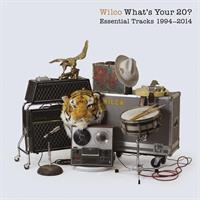 WILCO: WHAT'S YOUR 20?-ESSENTIAL TRACKS 2CD