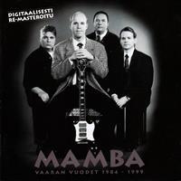 MAMBA: VAARAN VUODET 1984-1999-KÄYTETTY 2CD
