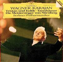WAGNER/KARAJAN: TRISTAN UND ISOLDE (DEUTSCHE GRAMMOPHON)-KÄYTETTY LP