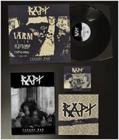 RAPT: TRASH WAR-DISCOGRAPHY 1984/1987 LP+7