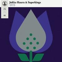 HAURU JUKKA & SUPERKINGS: POP-LIISA 02-BROWN LP