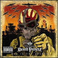 FIVE FINGER DEATH PUNCH: WAR IS THE ANSWER-2018 REISSUE