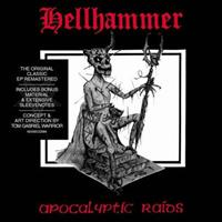 HELLHAMMER: APOCALYPTIC RAIDS LP
