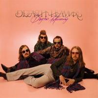DEATH HAWKS: PSYCHIC HARMONY-BONE WHITE LP