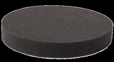 Polishingsponge Fine 165/25mm Black