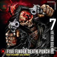 FIVE FINGER DEATH PUNCH: AND JUSTICE FOR NONE 2LP