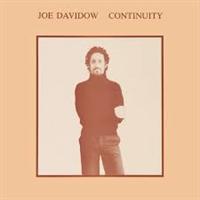 DAVIDOV JOE: CONTUINITY LP CLEAR