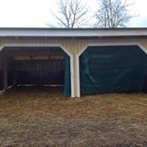 Fårhuset 4x6m