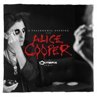 COOPER ALICE: A PARANORMAL EVENING AT THE OLYMPIA-RED/BLACK 2LP
