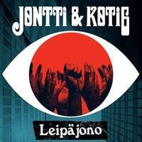 JONTTI & KOTI6: LEIPÄJONO LP