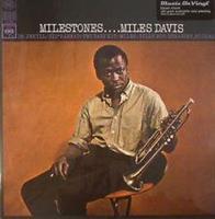 DAVIS MILES: MILESTONES LP