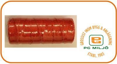Murarsnöre, orange, 100g