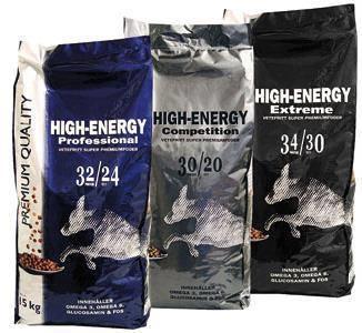 HIGH-ENERGY Tørrfôr