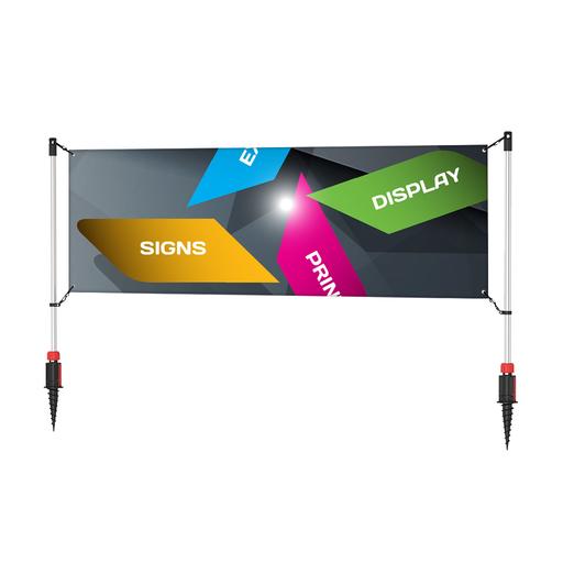 PVC Banner 5 x 1 m