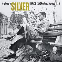 SILVER HORACE: 6 PIECES OF SILVER LP (BLUE NOTE CLASSICS)