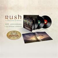 RUSH: A FAREWELL TO KINGS-40TH ANNIVERSARY 4LP