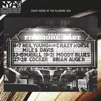 YOUNG NEIL & CRAZY HORSE: LIVE AT FILLMORE EAST