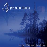INSOMNIUM: IN THE HALLS OF AWAITING-BLUE 2LP