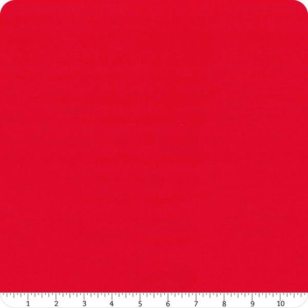 Moda: Bella solids christmas red