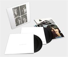 BEATLES: WHITE ALBUM-50TH ANNIVERSARY DELUXE 4LP