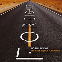 FOREIGNER: NO END IN SIGHT-THE VERY BEST OF FOREIGNER 2CD