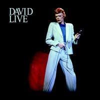BOWIE DAVID: DAVID LIVE 3LP