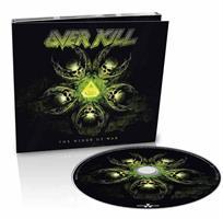 OVERKILL: THE WINGS OF WAR-LTD. DIGIPACK CD