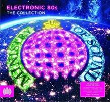 ELECTRONIC SOUND OF THE 80'S-MINISTRY OF SOUND 4CD