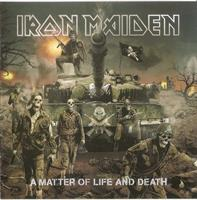 IRON MAIDEN: A MATTER OF LIFE AND DEATH 2LP
