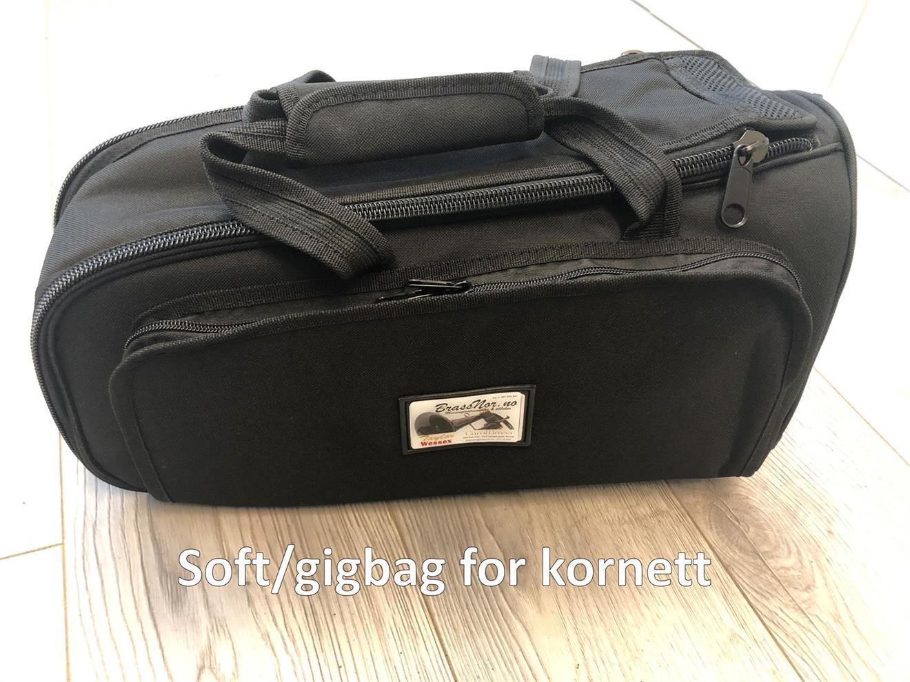 Soft/gigbag for kornett