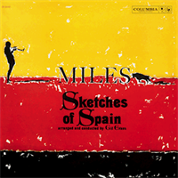 DAVIS MILES: SKETCHES OF SPAIN LP