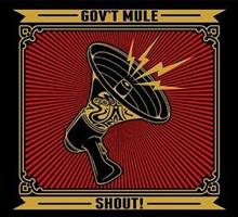 GOV'T MULE: SHOUT! 2CD