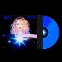 MINOGUE KYLIE: DISCO-INDIE ONLY LIMITED BLUE LP
