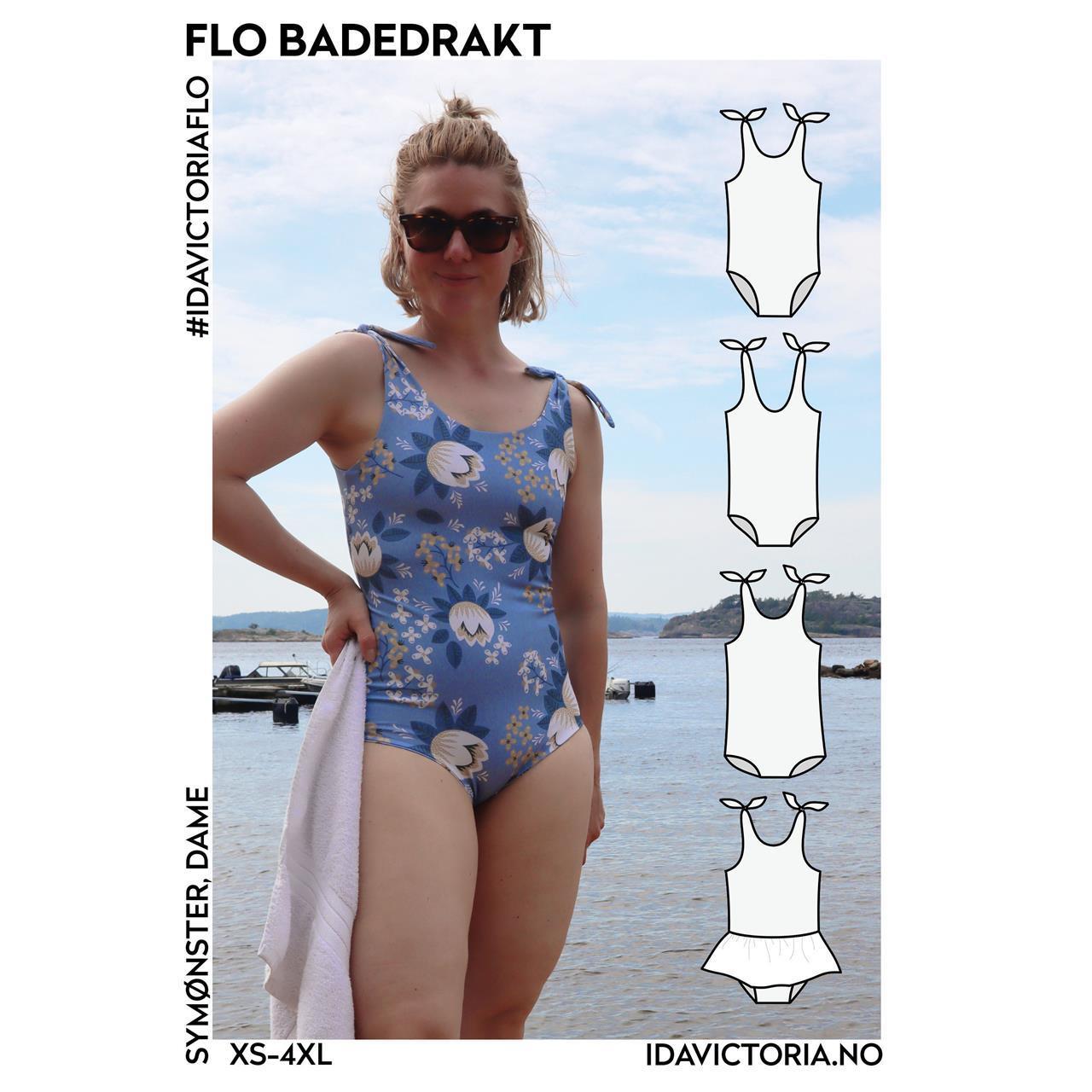 Flo Badedrakt