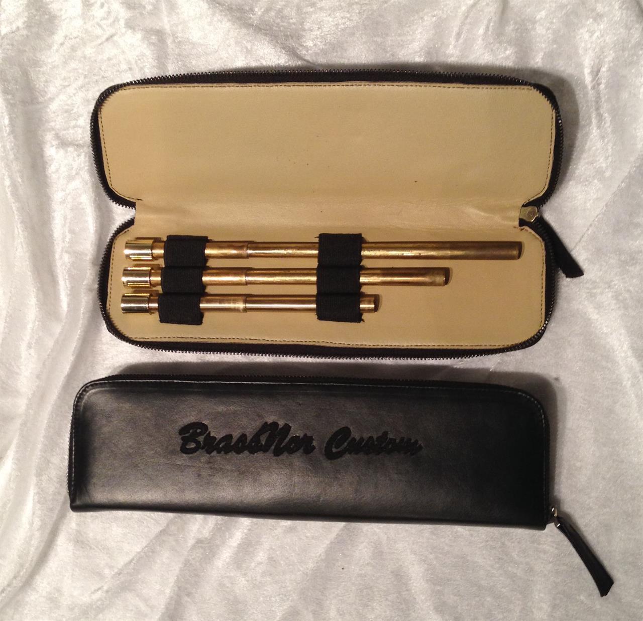 BrassNor Custom leadpipeetui, skinn