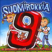 SUOMIROKKIA 9-KÄYTETTY 2CD